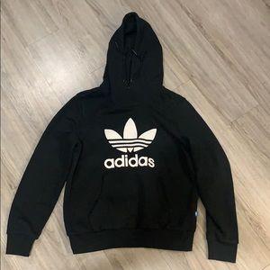 Adidas hoodie (M) unisex